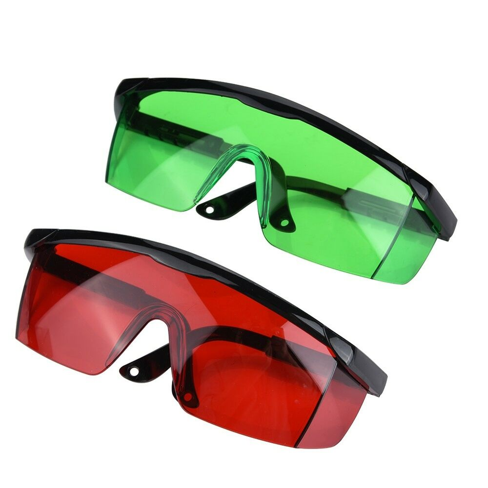 4202a154d52 Details about Laser Level Lasers Beam Veiw Visibility Vision Enhancement  Safety Glasses Goggle