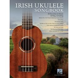 Kyпить Irish Ukulele Songbook Sheet Music 30 Favorites to Strum and Sing NEW 000239828 на еВаy.соm