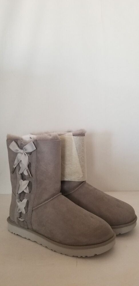 02987a0ebb3 NEW IN BOX! UGG WOMEN'S PALA SIZE 11 STYLE 1017531 SEAL GREY/GRAY OR DUSTY  ROSE | eBay