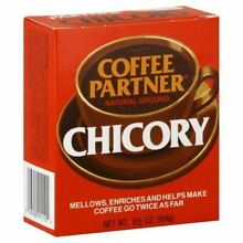Luzianne Coffee Partner Chicory - Packaged - 6.5 Oz - Case Of 12