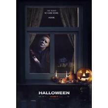 Halloween 2018 Movie Poster Photo Print 8x10 11x17 16x20 22x28 24x36 27x40 B