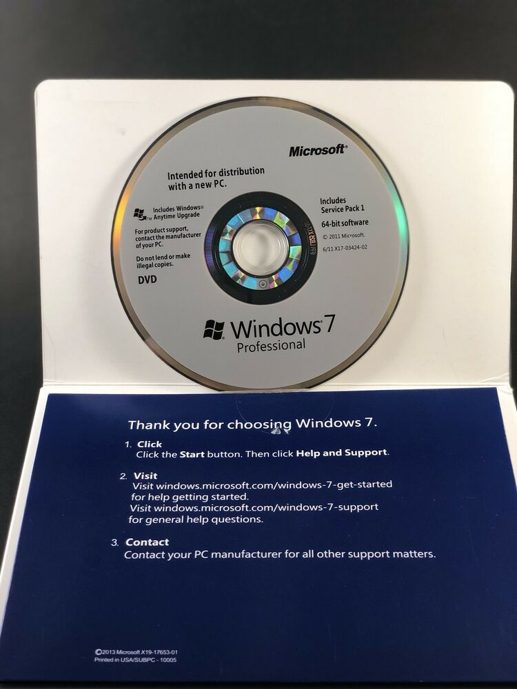 Compatible with Windows 7 both 32-bit and 64-bit. Ensures your Windows 7 OS is completely up to date. The new features included in Windows 7 Service Pack 1 are Dynamic Memory and RemoteFX, which enhance the system's virtualization capabilities.