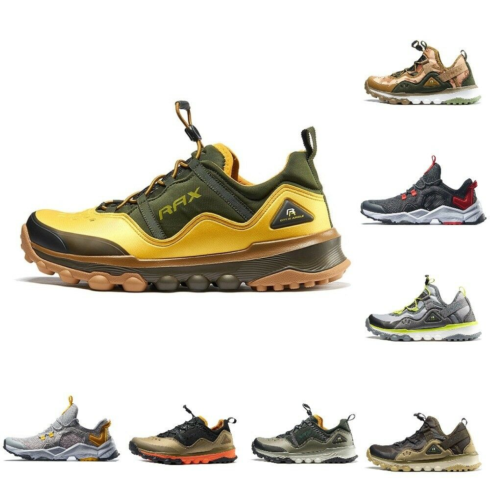 392f3c89e1e Details about Lightweight Breathable Men Hiking Shoes Walking Trekking  Sneakers Hiking Boots