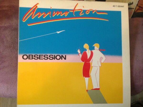 Animotion – Obsession (Dance Mix) (Vinyl 12