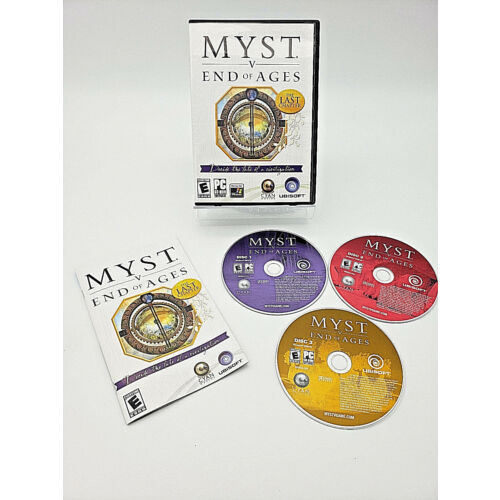 myst-v-end-of-ages-game-pc-2005-excellent-condition