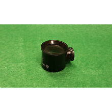 BAUSCH & LOMB 5X LENS w Threaded Side perhaps for microscope