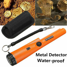 Waterproof GP-Pointer Probe Pinpointing GOLD Metal Detector Vibration PinPointer