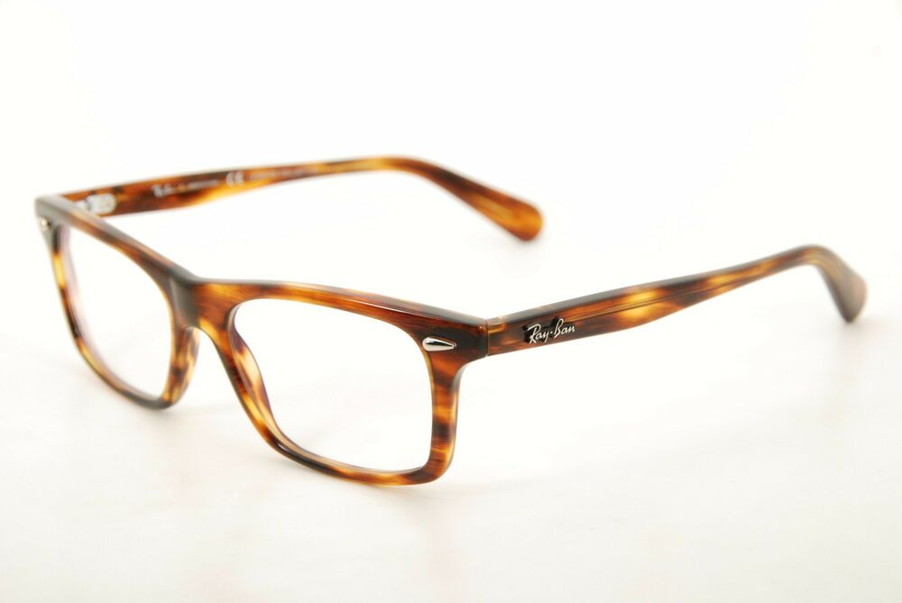 c1d6f905005 Details about New Authentic Ray Ban RB 5301 2144 Havana 53mm Frames  Eyeglasses Legends RX