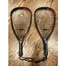 HEAD GRAPHENE RADICAL 170 Racquetball Racquet Racket - New Grips and Strings