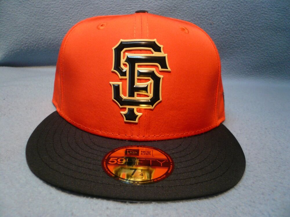 Details about New Era 59fifty San Francisco Giants On Field Sz 7 1 4 BRAND  NEW Fitted cap hat 47d234e3069