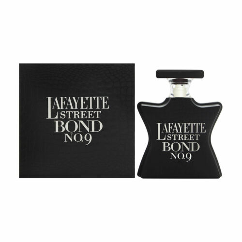 Lafayette Street by Bond No. 9 for Men 3.3 oz EDP Spray Brand New