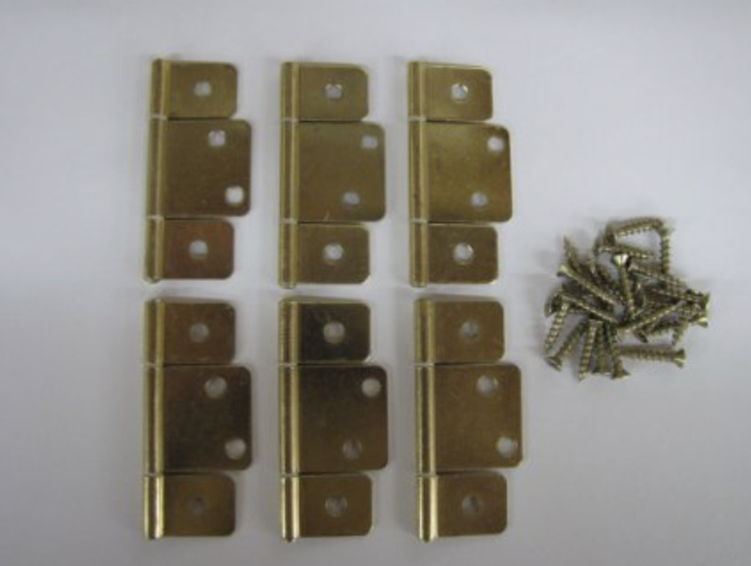Mobile Home RV Interior Door Hinges Package of 6 Non-mortise ... on mobile home sliding doors, mobile home interior paint, mobile home interior windows, mobile home shutters hinges, mobile home locks, mobile home interior door hardware, mobile home interior makeover before and after, mobile home cabinet hinges, mobile home parts, mobile home interior cabinets, mobile home interior trim, mobile home interior door knobs, mobile home interior door screws, mobile home skirting installation kit, mobile home supplies in texas,