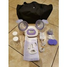 Lansinoh Double Electric Breast Pump Clean