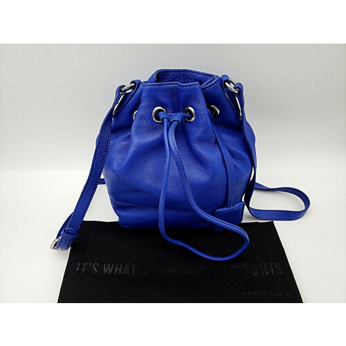 kenneth-coal-nwot-nevins-small-crossbody-duffel-cobalt-blue-pebbled-leather