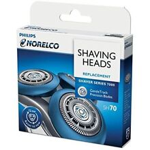 Philips Norelco SH70/52 Series 7000  Razor Shaver Replacement Heads Cutter Blade