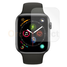 LCD Ultra Clear HD Screen Shield Protector for Apple iWatch Watch 4th Gen 44mm