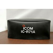 Icom IC-R71A Signature Series Ham Radio Amateur Radio Dust Cover