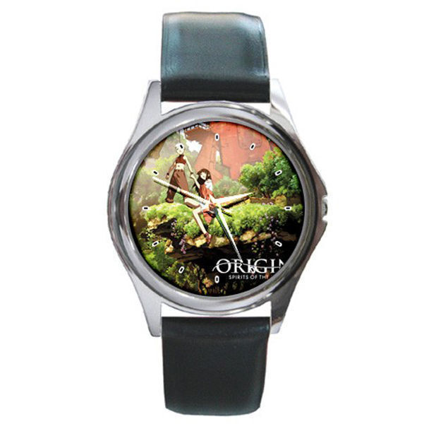 UPC 001421016052 product image for Origin Spirits Of The Past Ultimate Leather Wrist Watch | upcitemdb.com