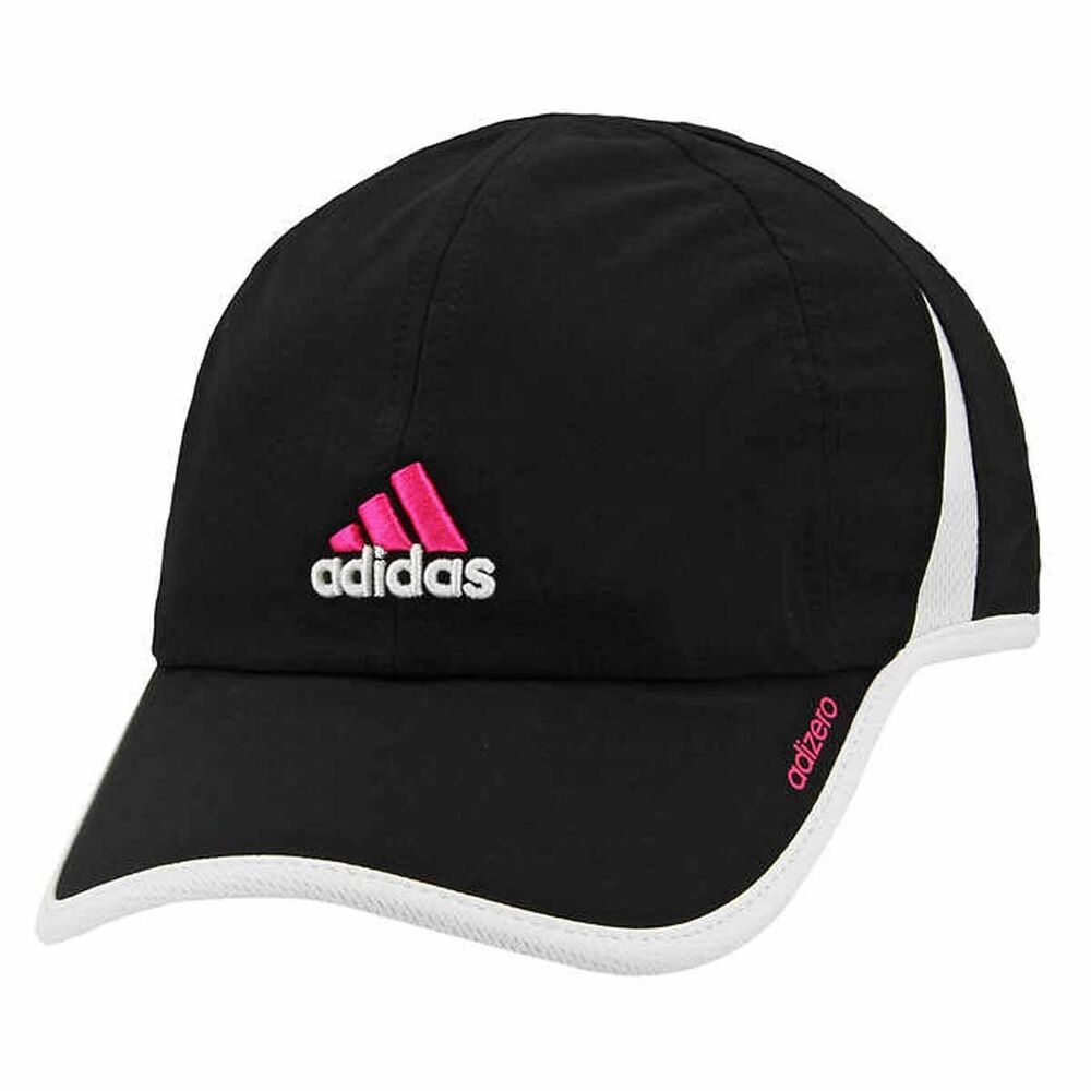 Details about Womens Adidas Climacool Hat Baseball Cap Adjustable Golf  Running UPF 50 BLK New eed1843f7