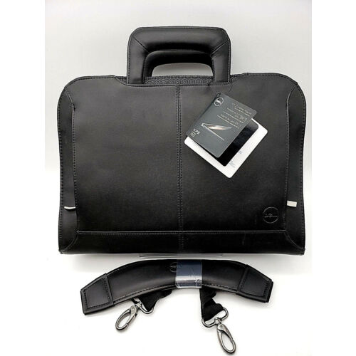 new-dell-xps-13-10h6f-executive-leather-black-laptop-notebook-carrying-case-bag