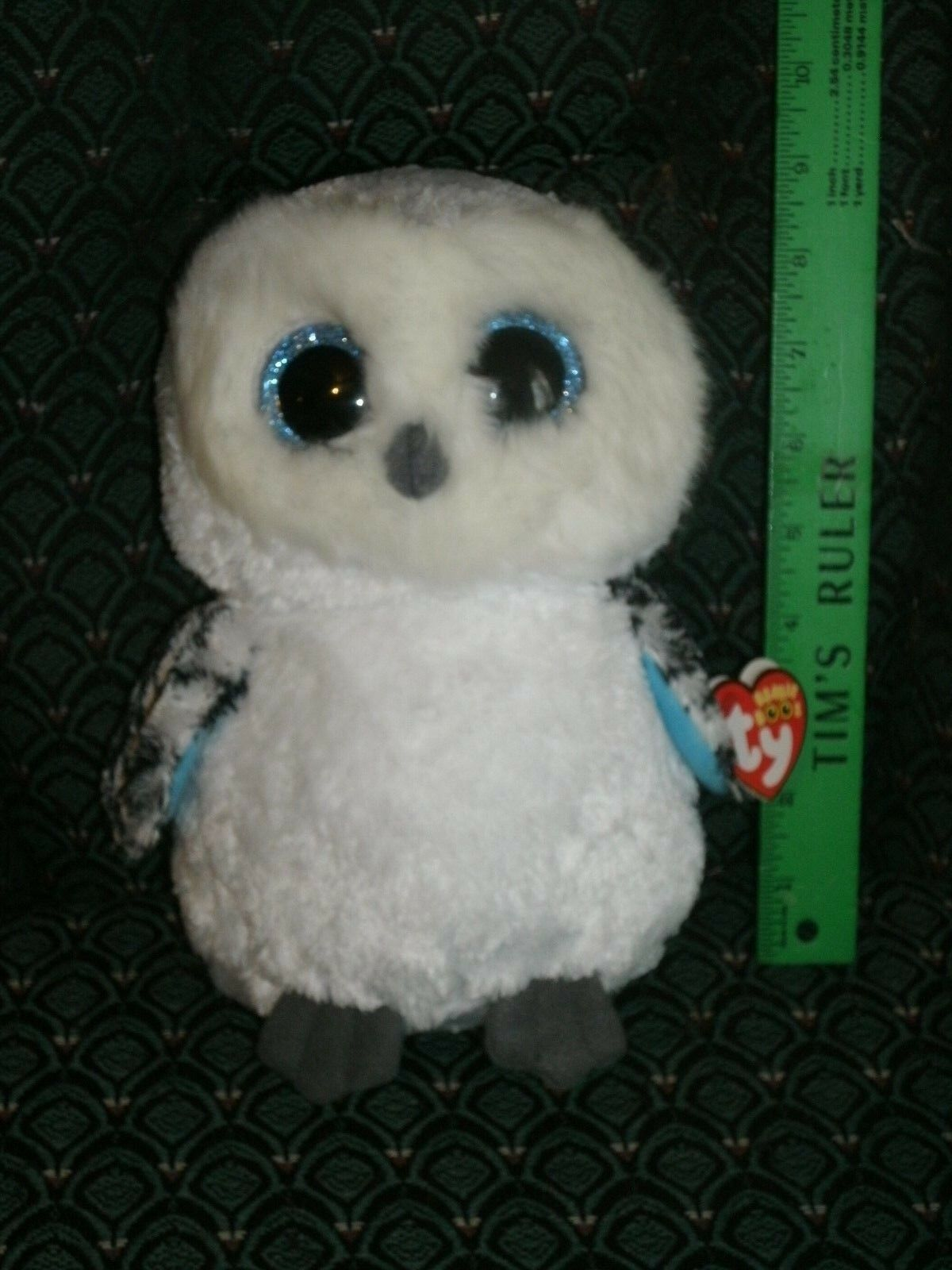 4ade0a5c360 UPC 008421369782 product image for Ty Set Of 3 Spells White Owl Beanie Boos-new  ...