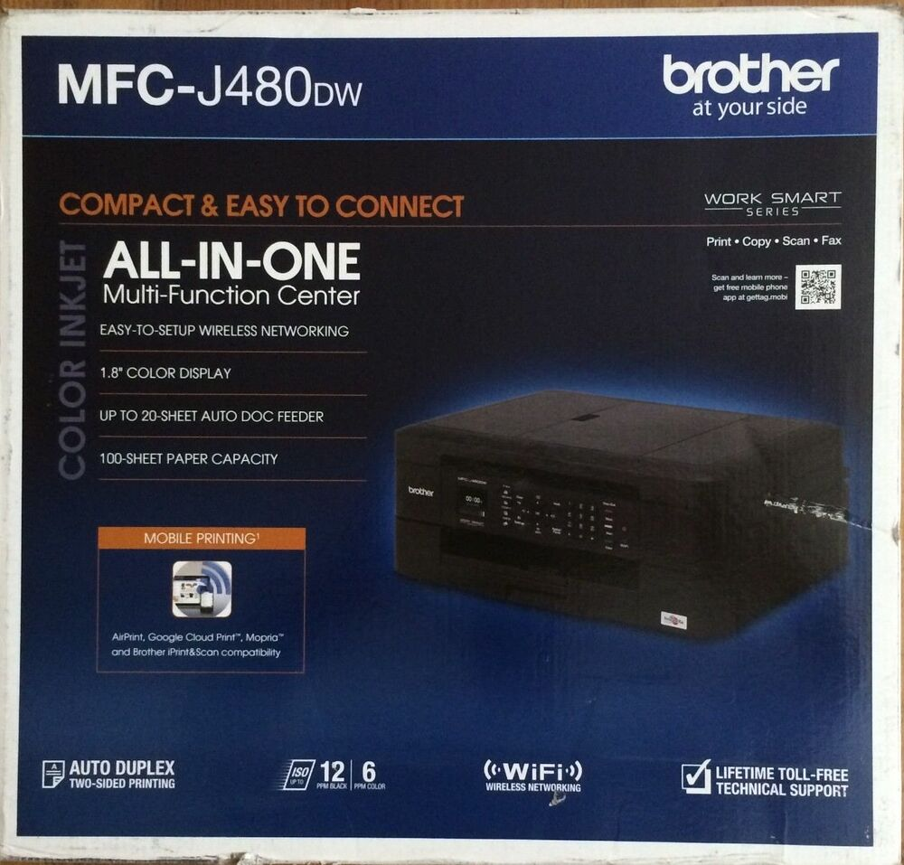 BROTHER MFC-J480DW WINDOWS 10 DRIVER DOWNLOAD