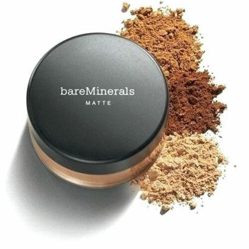 New BareEscentuals bareMinerals SPF15 MATTE Foundation XL 6g - Pick Color