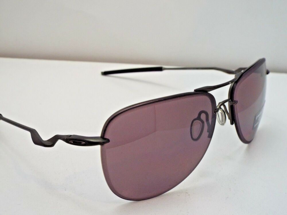 9fc39c34946 Details about Authentic Oakley OO4086-04 Tailpin Carbon Prizm Daily  Polarized Sunglasses  295