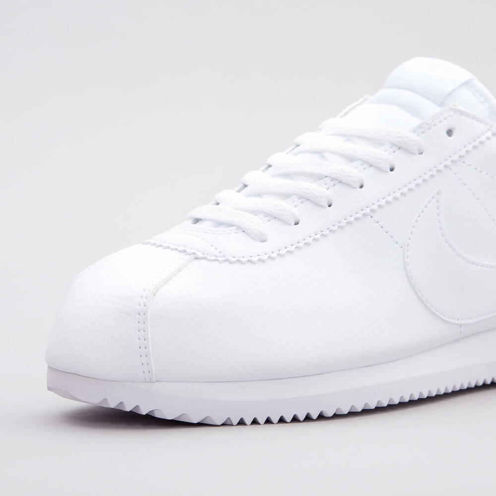 ba740bcabba2 ... top quality details about nike classic cortez trainers uk 12 brand new  boxed eu 47.5 white