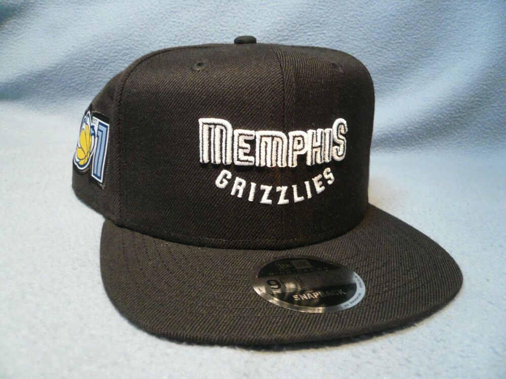 Details about New Era 9Fifty Memphis Grizzlies Patch High Crown Snapback  BRAND NEW hat cap 9ddf9c63f93