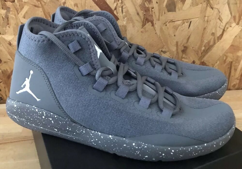 best loved a652f bb117 Details about Jordan Reveal Cool Grey White Infrared 23 Sz 9.5 NIB 834064 -002