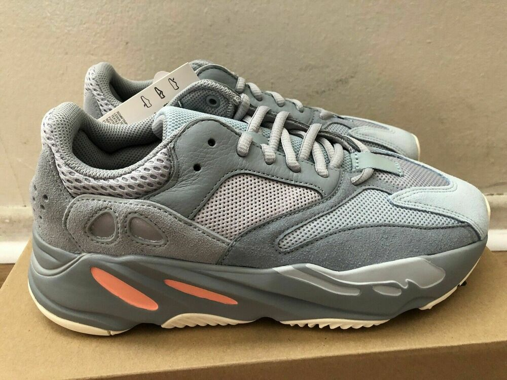 bea397bc57ac Details about Adidas Yeezy Boost 700 INERTIA Grey YZY Kanye 100% AUTHENTIC  EG7597 Size 6-14