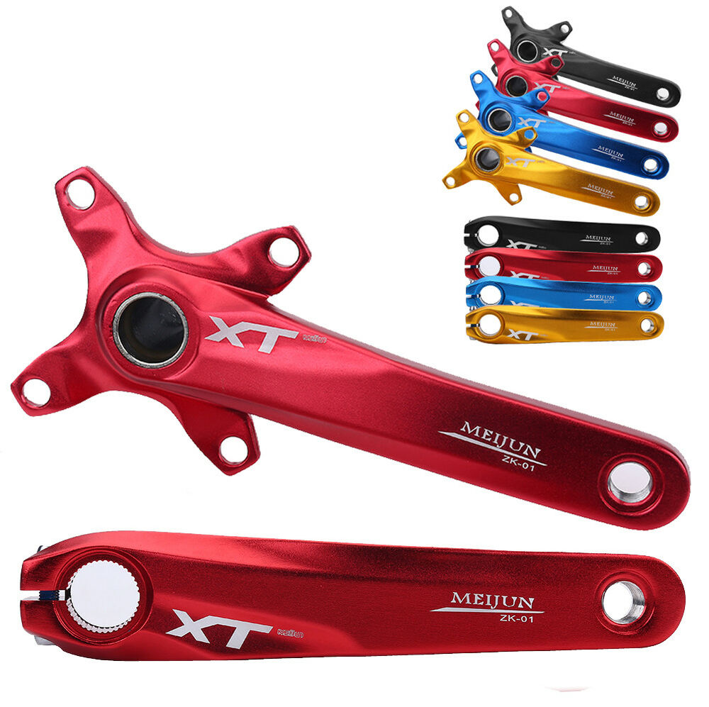 what is a crank arm on a bike