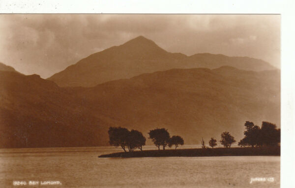 Atmospheric View, Ben Lomond, TARBET, Dunbartonshire RP