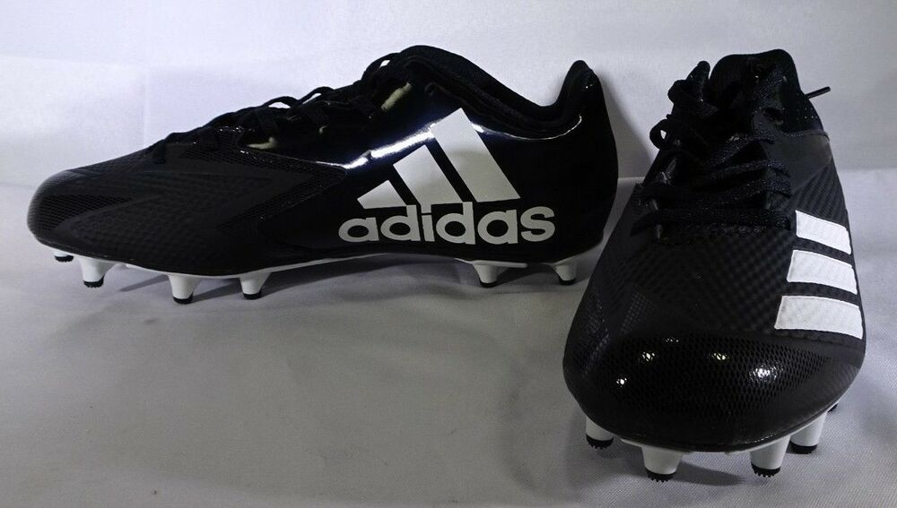 549de0cc1 Details about Adidas Men s Freak X Carbon Mid Football Shoe Size 8 1 2  Black   White T2