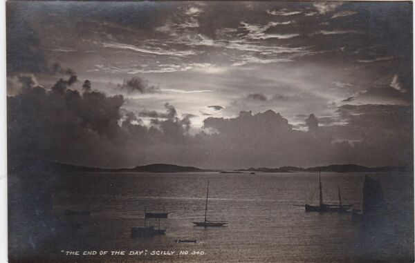 Atmospheric Scene, THE END OF THE DAY, Isles Of Scilly RP