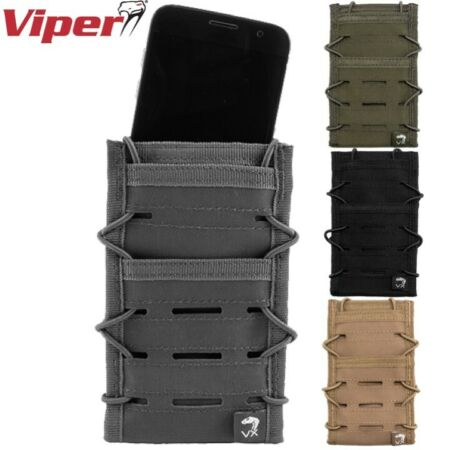 img-VIPER VX PHONE POUCH FITS MOST PHONES TACTICAL MOLLE VEST WEBBING ARMY HOLDER