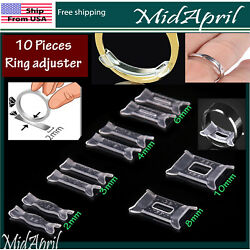 Kyпить Ring Size Adjuster Invisible Resizer Reducer Set  10 Pieces на еВаy.соm