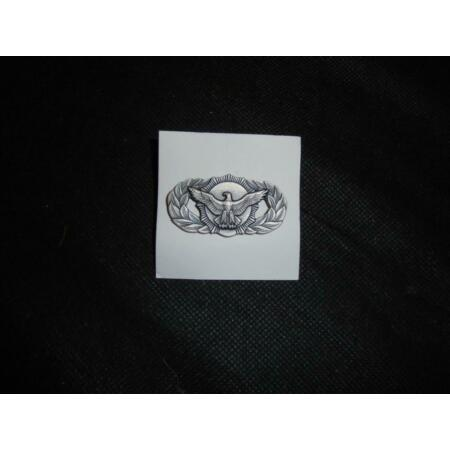 img-Genuine issue USAF Air Force Basic Security Police Qualification Badge