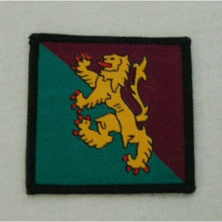 img-Army 51st Infantry Brigade & HQ Scotland - Tactical Recognition Flash - TRF