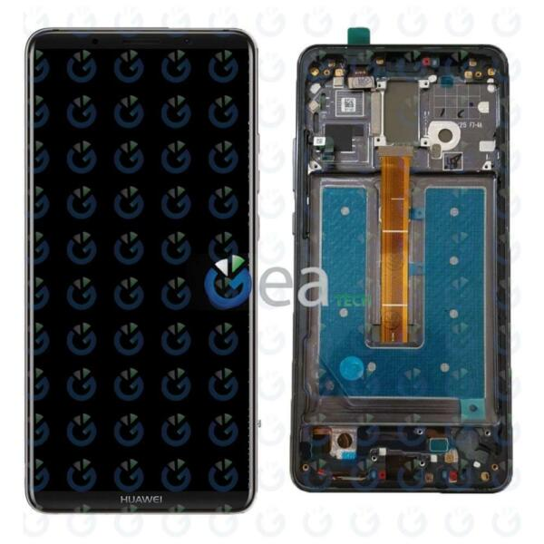 Display Lcd + Touch Screen + Frame AAA Schermo Per Huawei MATE 10 PRO Nero