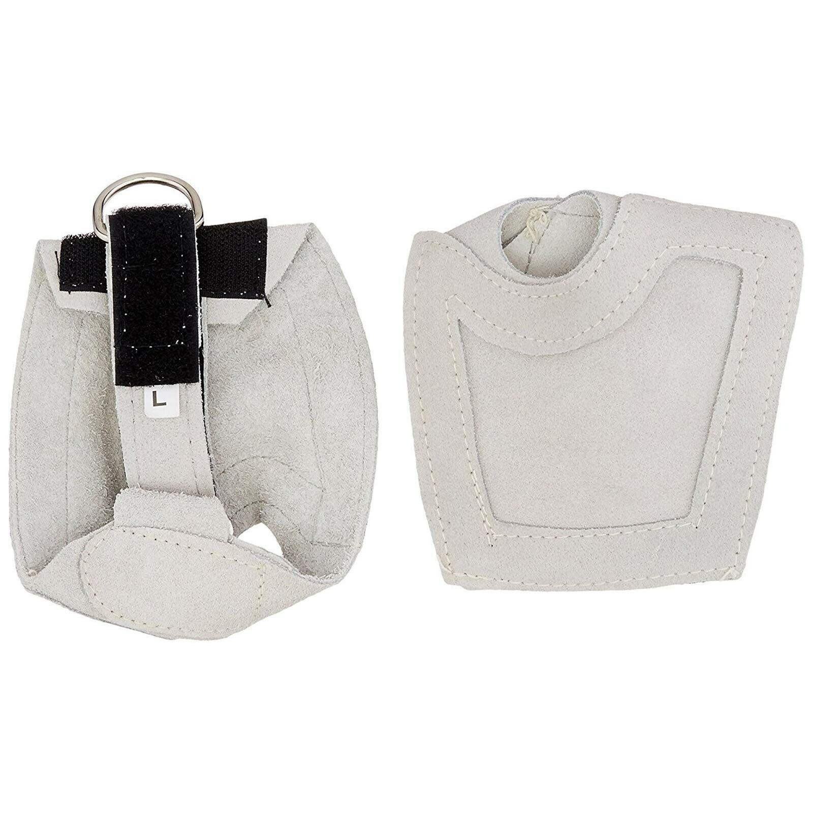 Sammons Preston Wheelchair Pushing Cuffs, Pair Of Fingerless Suede Gloves