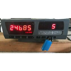 Kyпить Pulsar Technology Model 2030R Smart Taxi Meter - FREE SHIPPING на еВаy.соm
