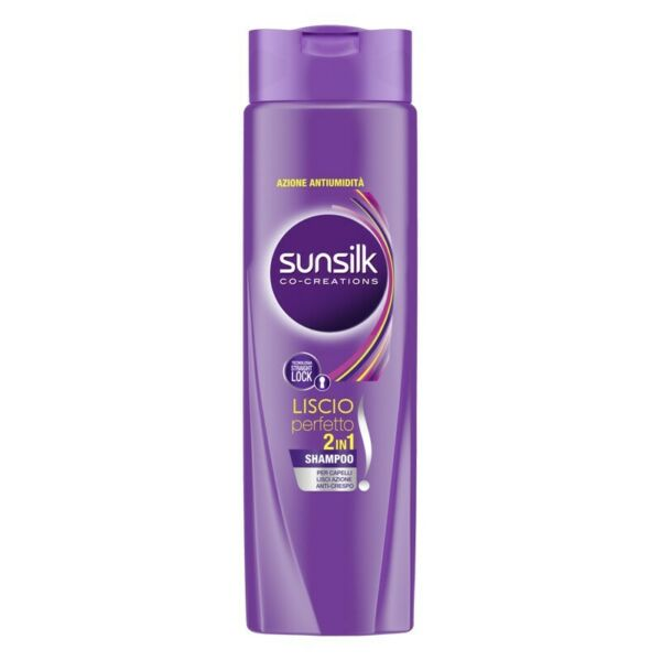 ItalieSUNSILK Shampoo And Hair Conditioner  Smooth 250 Ml