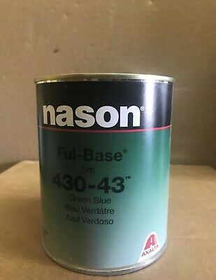 Nason Ful-Base One Quart Toner Tint 430-43 Green Blue