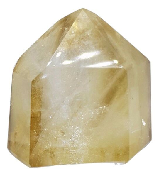 Citrine Cristal Point AAA Grade Madagascar Superbe Haut Graded Naturel 100% cp2