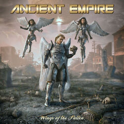 ANCIENT EMPIRE Wings of the fallen CD Stormspell Records 2019