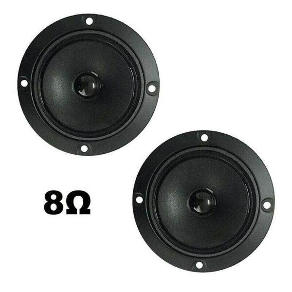 COPPIA Samsung OEM Woofer/Mid Woofer Altoparlanti 6.5
