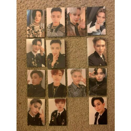**** UPDATED **** ATEEZ Treasure EP. FIN All To Action Photocards