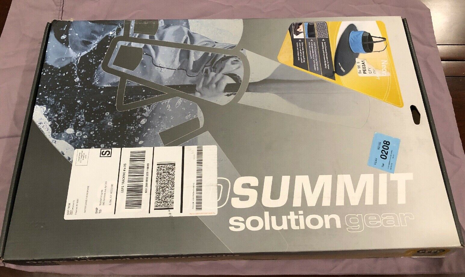 Sea to Summit Road Trip Neoprene Kayak Cockpit Cover Large